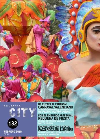 f9713b004527 Valencia City Febrero 2018 by Valencia City - issuu