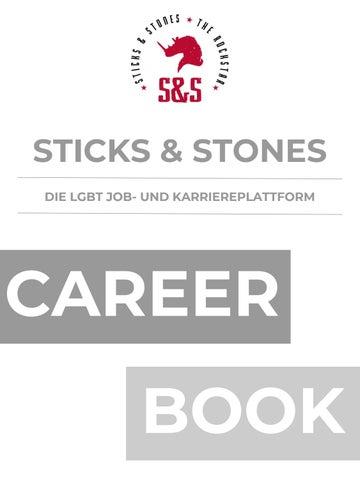 STICKS & STONES Career Book 1/2018 by Uhlala_ - issuu