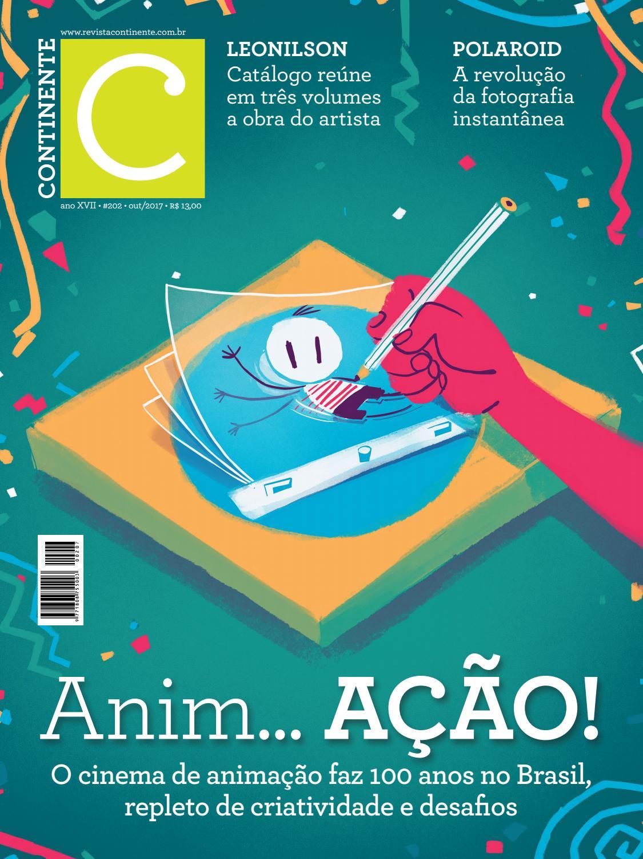 Continente  202 - Animação by Revista Continente - issuu 080dfd0b22817