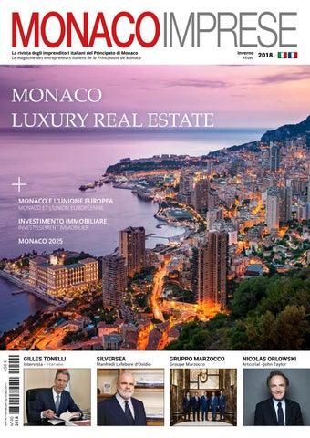 5c58c7ed4592 La rivista degli imprenditori italiani del Principato di Monaco Le magazine  des entrepreneurs italiens de la Principauté de Monaco