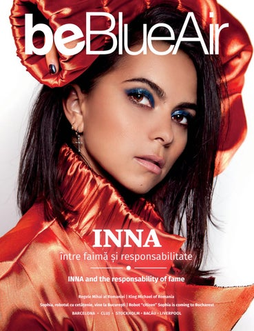 Beblueair Inflight Magazine Romania Edition No 43 Feb Mar 2018