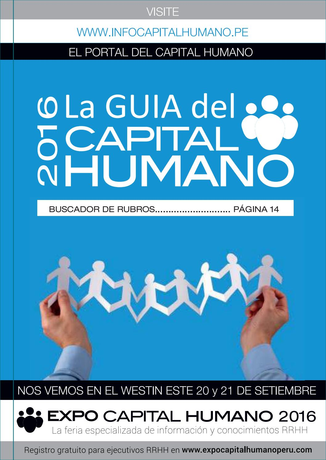 Guía del capital humano 2016 by MD Group - issuu