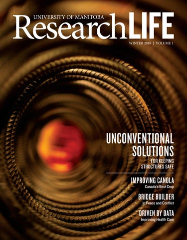 Winter 2018 issue by ResearchLIFE Magazine - issuu
