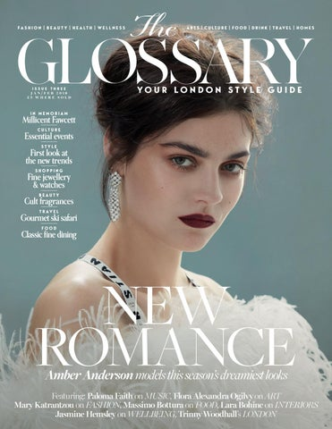 The Glossary Winter 2018 by Neighbourhood Media - issuu