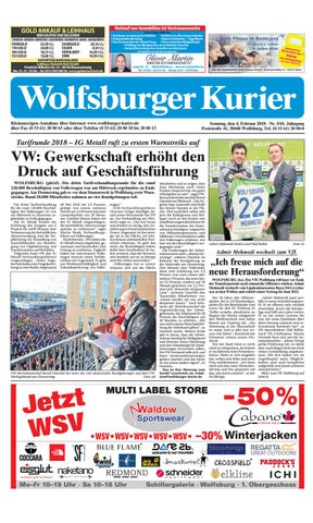 2018 02 04 by Wolfsburger Kurier - issuu
