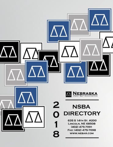 31d40007508 2018 NSBA Bar Directory by Elisa Oria - issuu