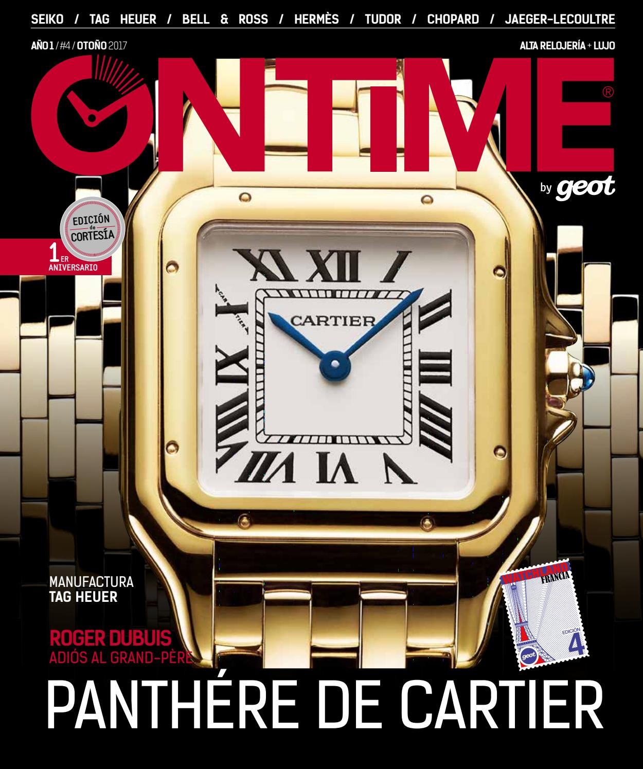 On Time Panamá  4 by Geot  Grupo Editorial On Time  - issuu cbb43ef39925