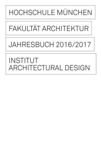Page 27 of Institut Architectural Design
