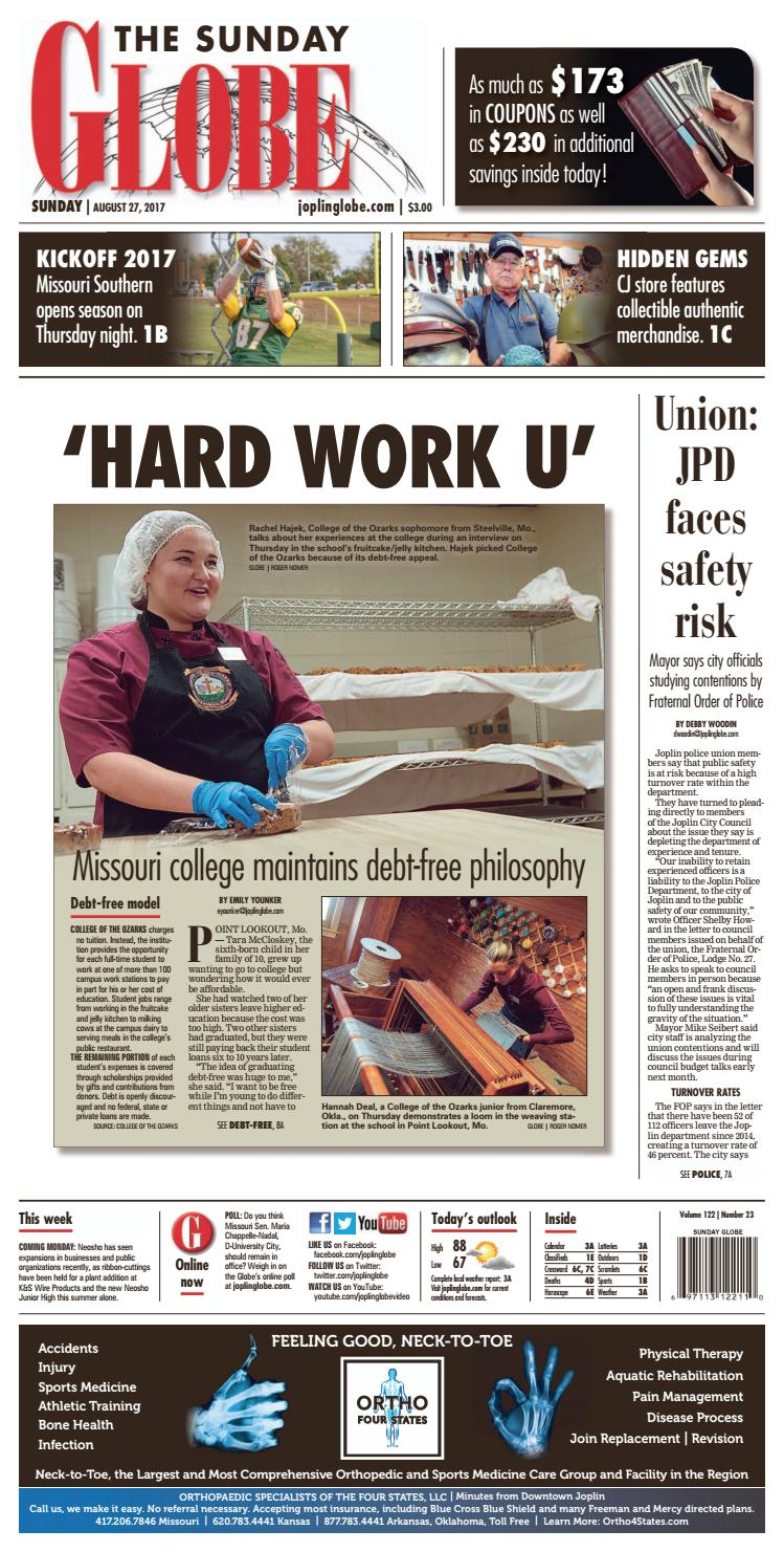Joplin Globe 082717 by Gina Langston - issuu 7f4984c8f67