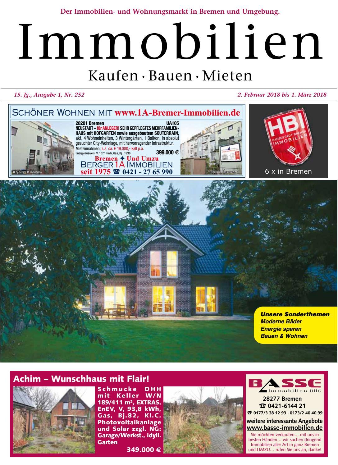 Kaufen bauen mieten feb 2018 by KPS Verlagsgesellschaft mbH - issuu