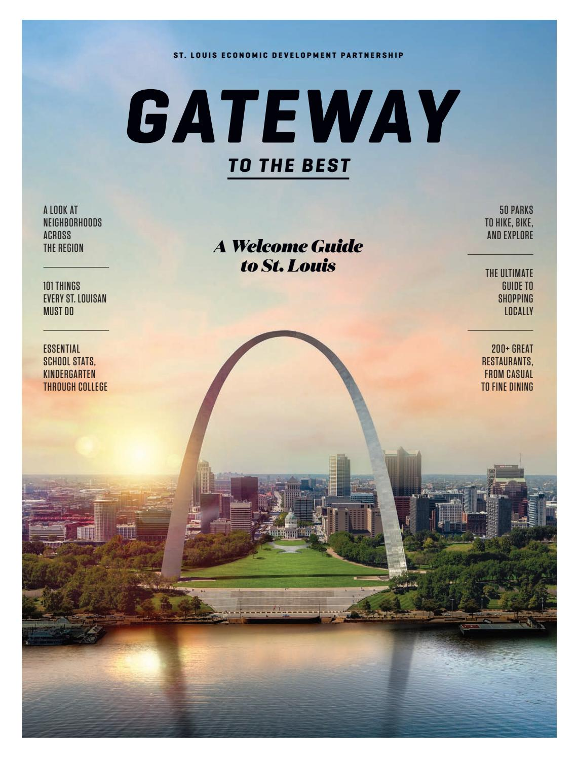 detailed look 1d873 f994d Gateway to the Best by St. Louis Magazine - issuu