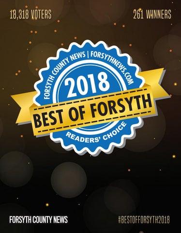 Best of Forsyth 2018 by Forsyth County News - issuu