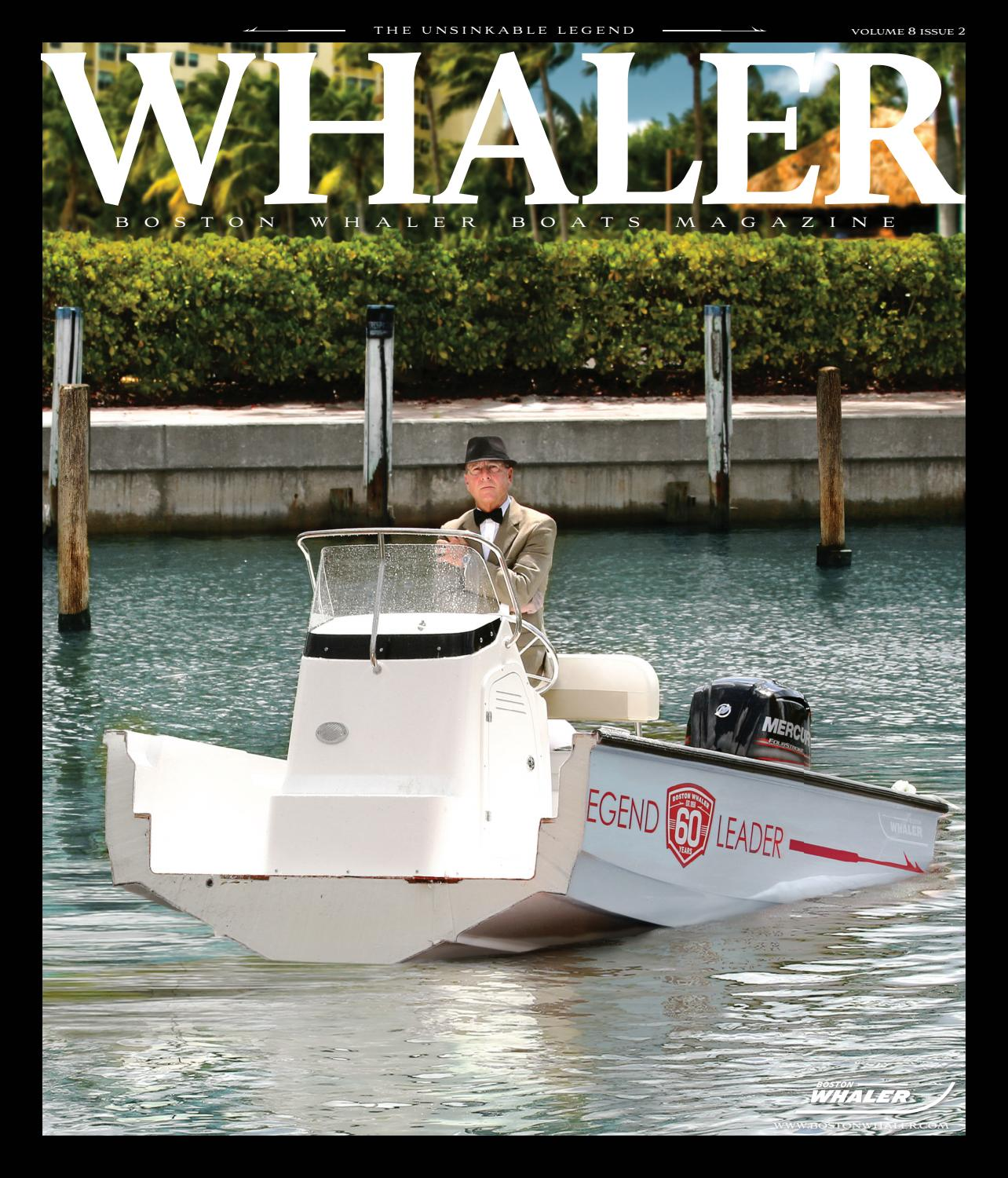 Whaler Volume 8, Issue 2 by Dino Marketing Group - issuu