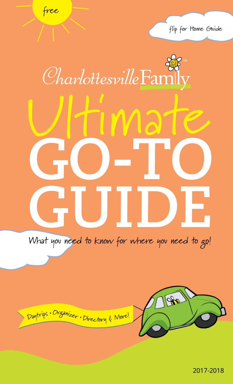 CharlottesvilleFamily Ultimate Go-To Guide 2018 by Ivy Publications - issuu