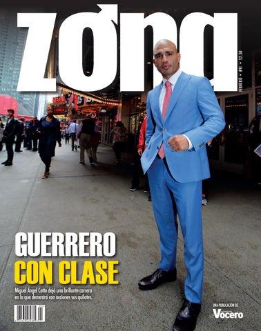 the best attitude 2f852 3f464 Revista zona febrero 2018 by El Vocero de Puerto Rico - issuu