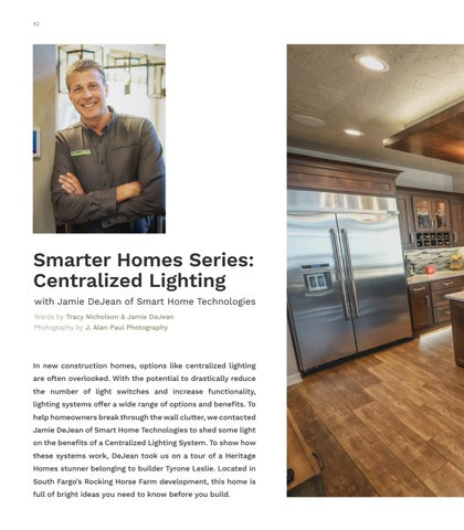 Page 42 of Smarter Homes Series: Centralized Lighting