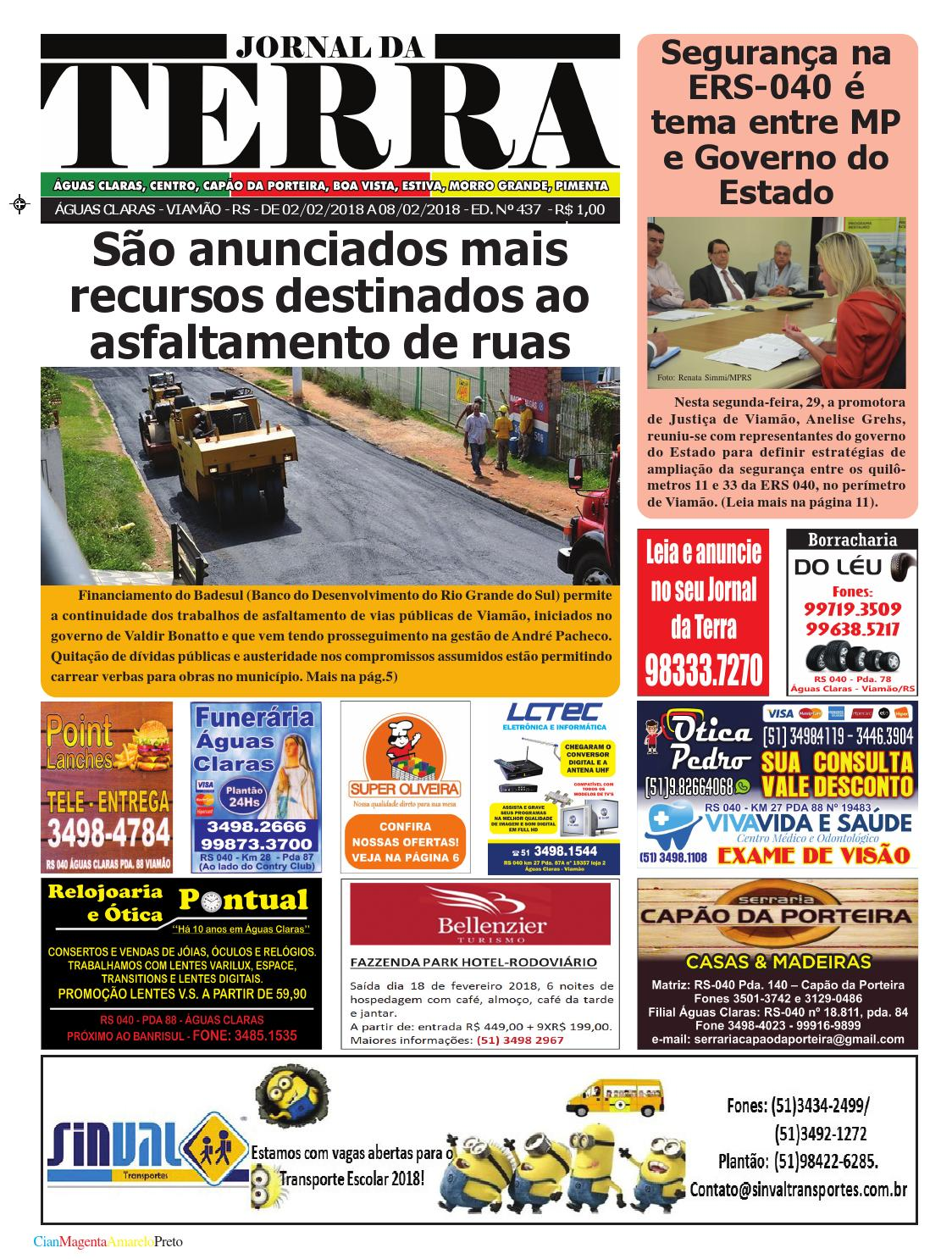 8e64925c27ac6 437 by Jornais Viamão - issuu
