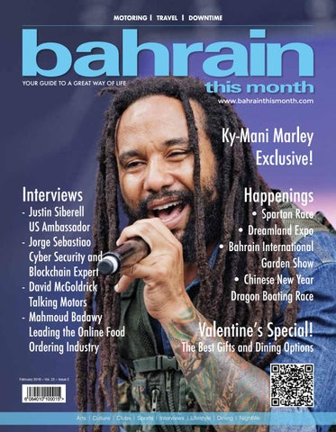 Bahrain This Month February 2018 by Red House Marketing - issuu