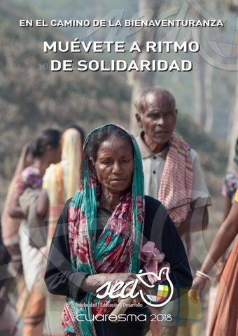 b3411635f7321 Muévete a ritmo de solidaridad  Cuaresma 2018 by Maristas América ...