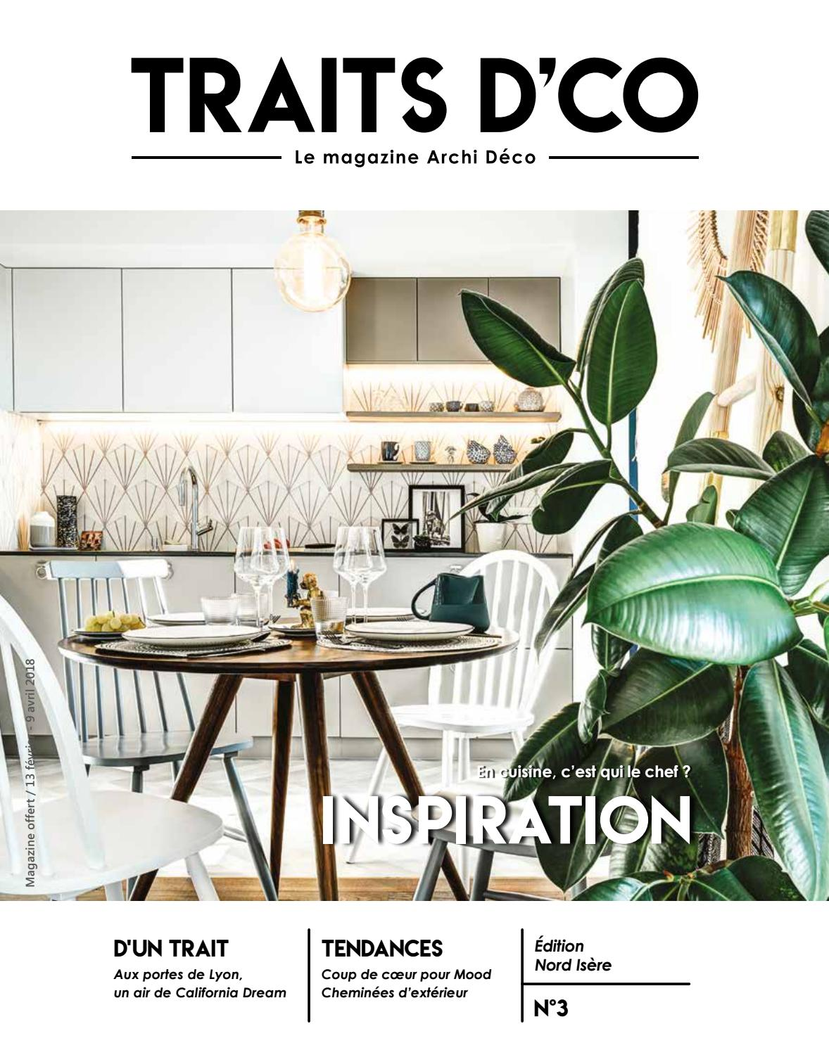 Raits dco magazine nord isère n3 février 2018 by traits dco issuu