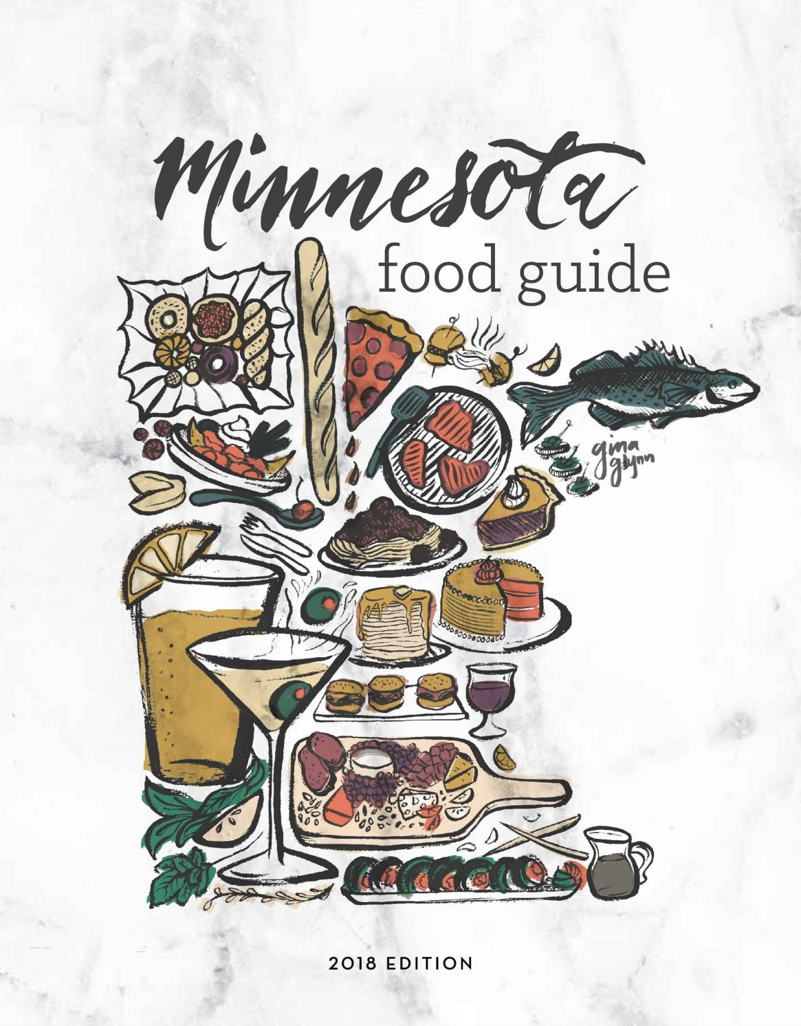 Minnesota Food Guide by Wendy Meadley - issuu