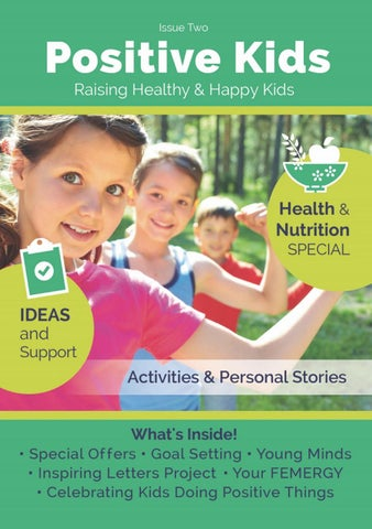 Issue 2 Positive Kids Magazine By