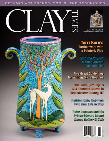 Clay Times Magazine Volume 14 • Issue 78 by claytimes - issuu on