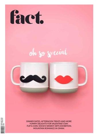 FACT Qatar February 2018 By Fact Magazine