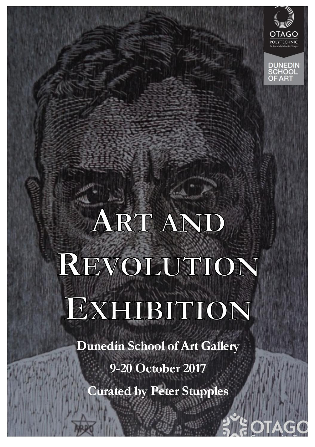 Art and revolution catalogue