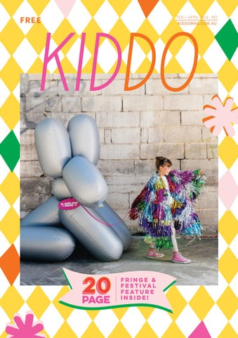 KIDDO MAG ISSUE 2 by Kiddo Mag - issuu