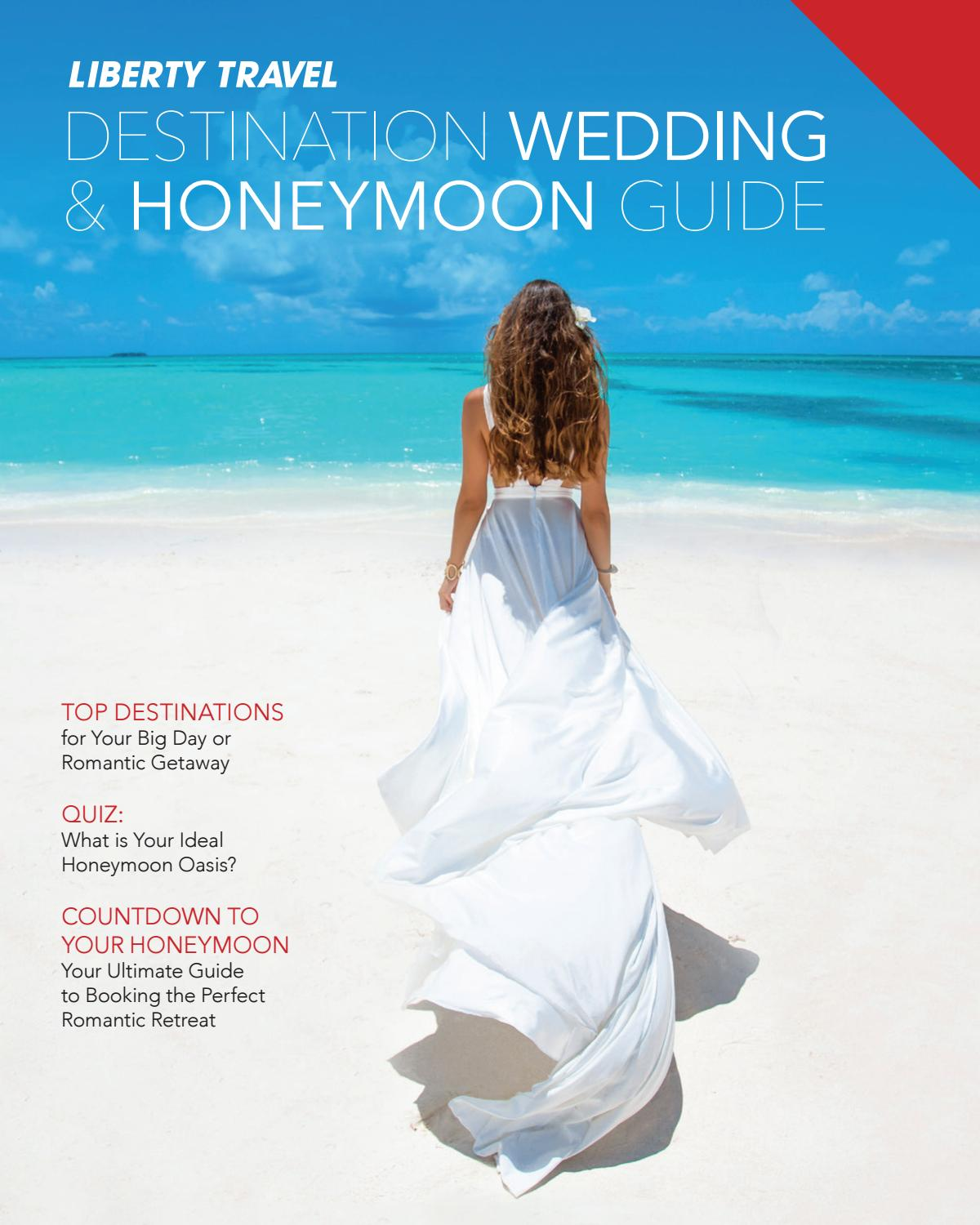 Destination Wedding & Honeymoon Guide By