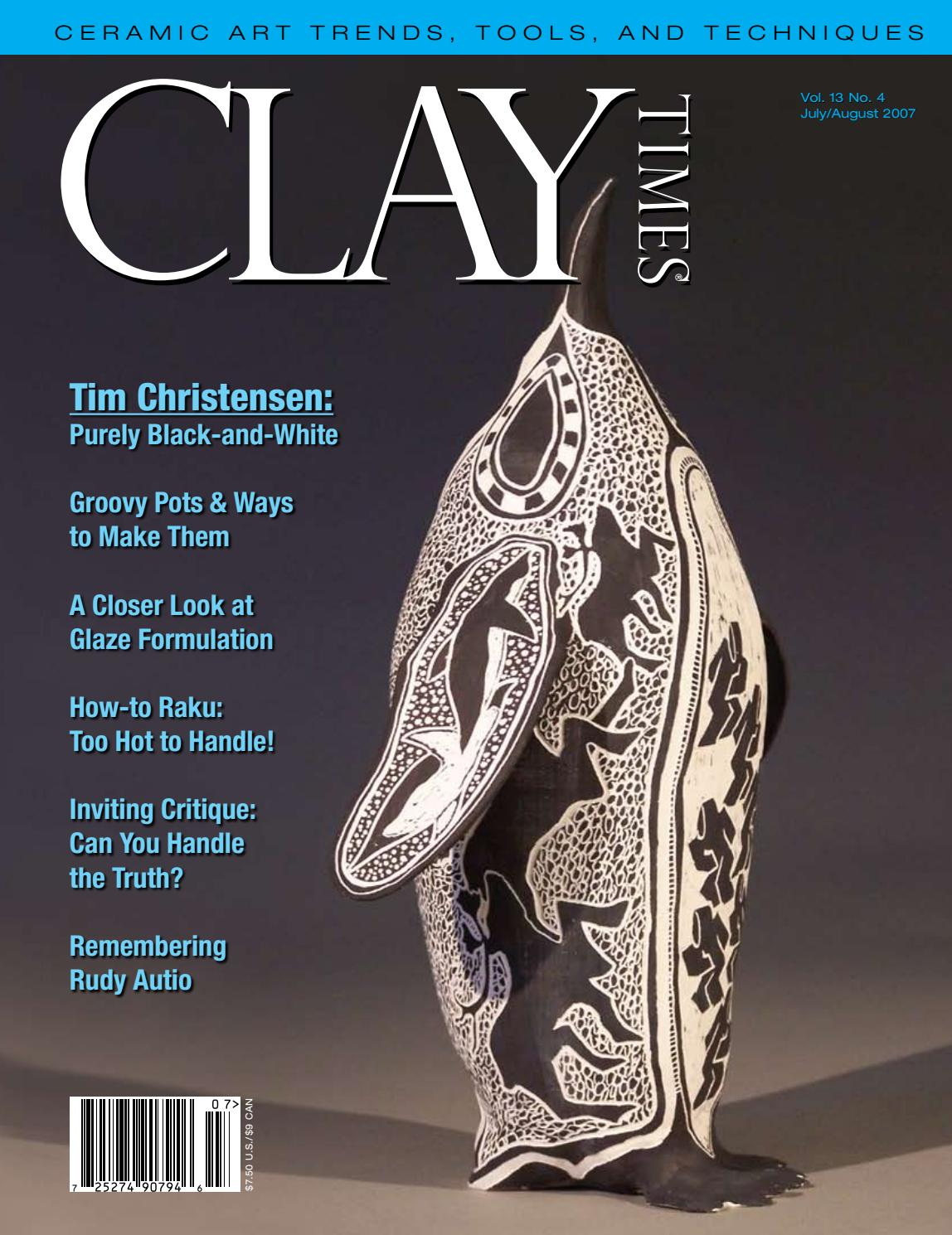49d8e7072 Clay Times Magazine • Volume 13 Issue 71 by claytimes - issuu