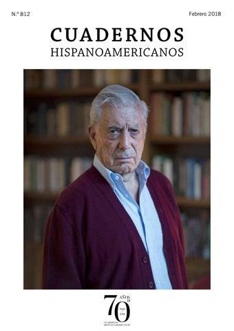 Cuadernos Hispanoamericanos Numero 812 Febrero 2018 By Aecid