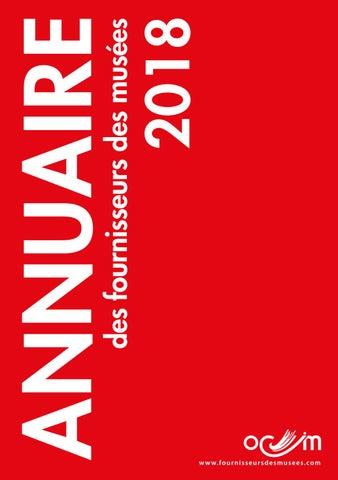 Dom 2018 Issuu Webmaster Musées By Annuaire Fournisseurs Des 0OvNnwm8