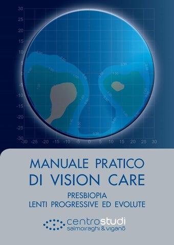 ae126e1fceec1 MANUALE PRATICO DI VISION CARE - Presbiopia e lenti progressive ed ...