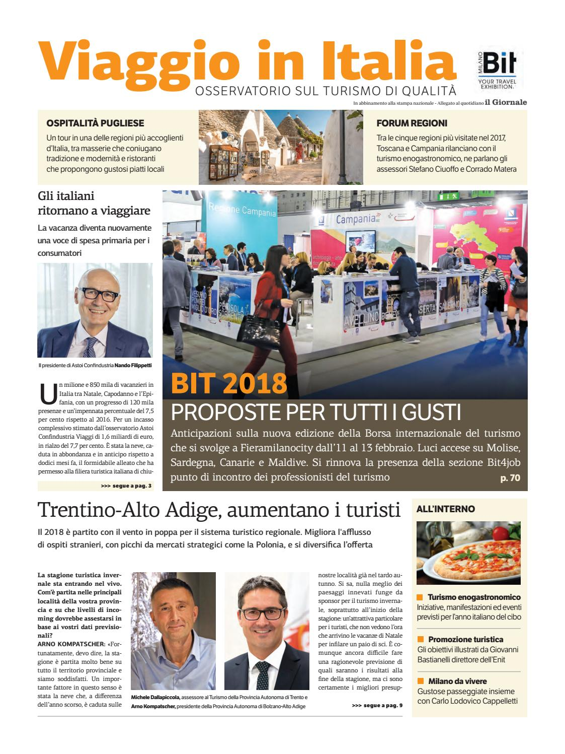 Viaggi-Gennaio 2018 by Golfarelli Editore International Group - issuu d4540d37e18