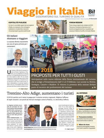 Viaggi-Gennaio 2018 by Golfarelli Editore International Group - issuu e7f5afa138c