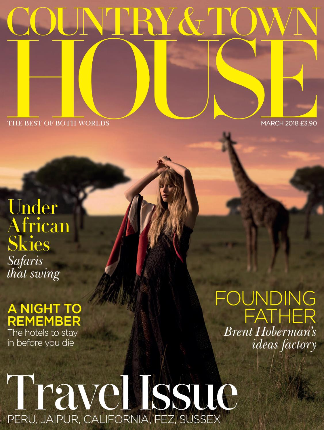 10df279a2 Country   Town House – March 2018 by Country   Town House Magazine ...