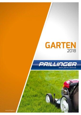 Garten 2018 by PRILLINGER | Ersatzteile mit Serviceplus - issuu