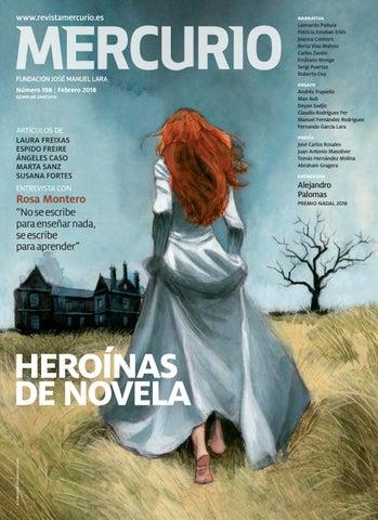 Mercurio 198 Heroínas De Novela By Mario Guerola Issuu