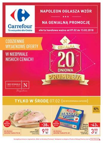 Carrefour Gazetka Od 0702 Do 13022018 By Iulotkapl Issuu