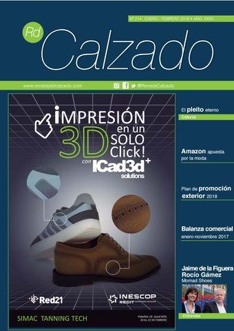 551057150b7a8 Revista del Calzado