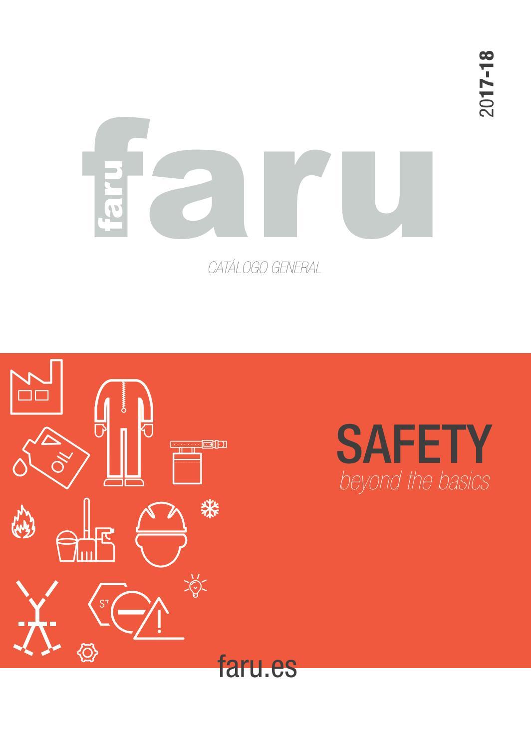 6b1b25a750 Catálogo 2018 Faru by FARU, S.L. - issuu