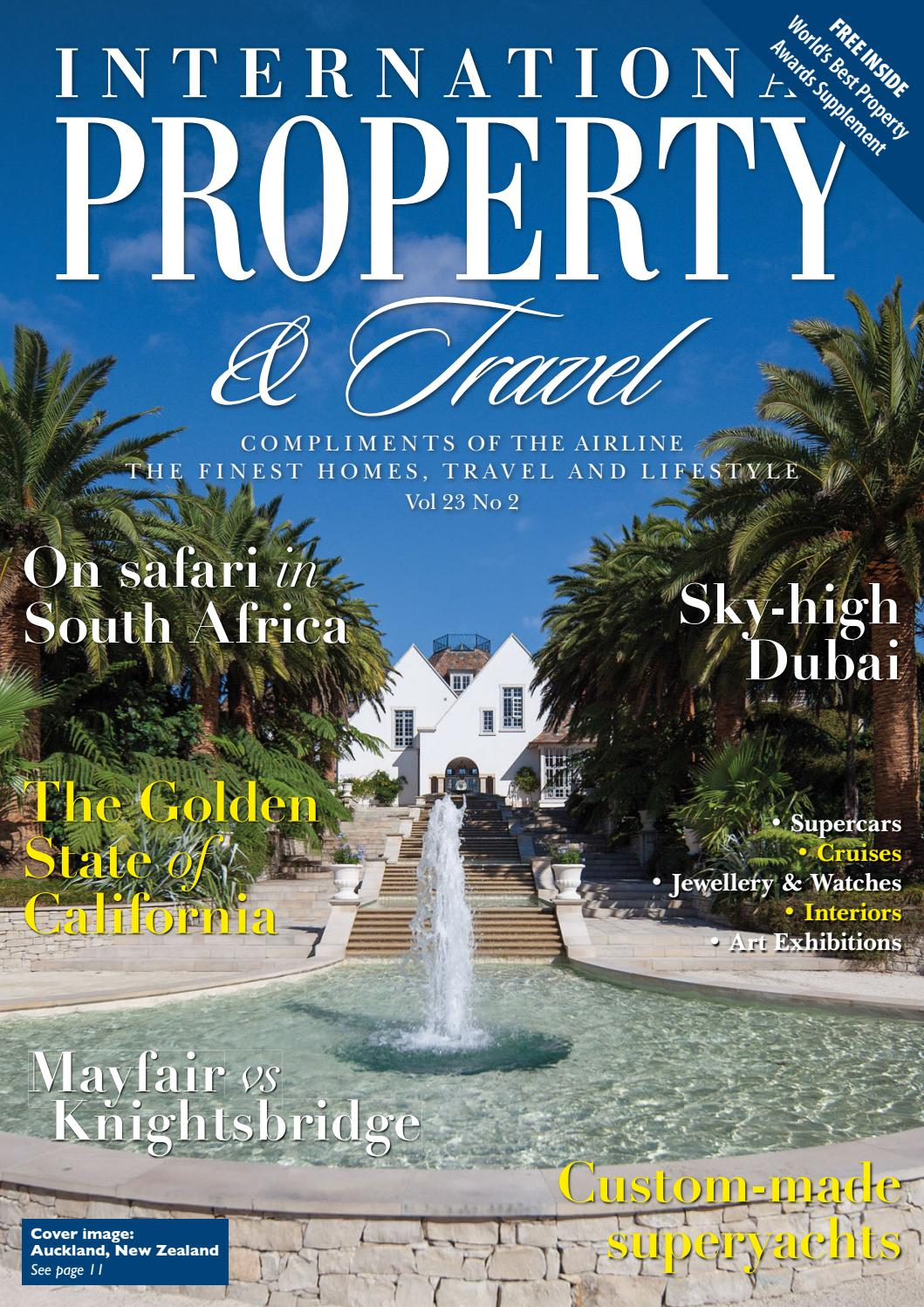 International Property & Travel Volume 23 Number 2 by International ...