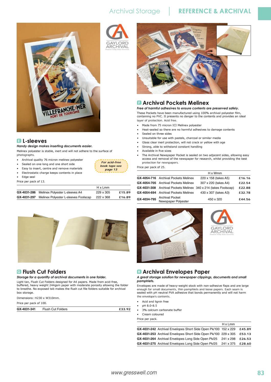 Gresswell International Catalogue 2018 by Demco Europe - issuu