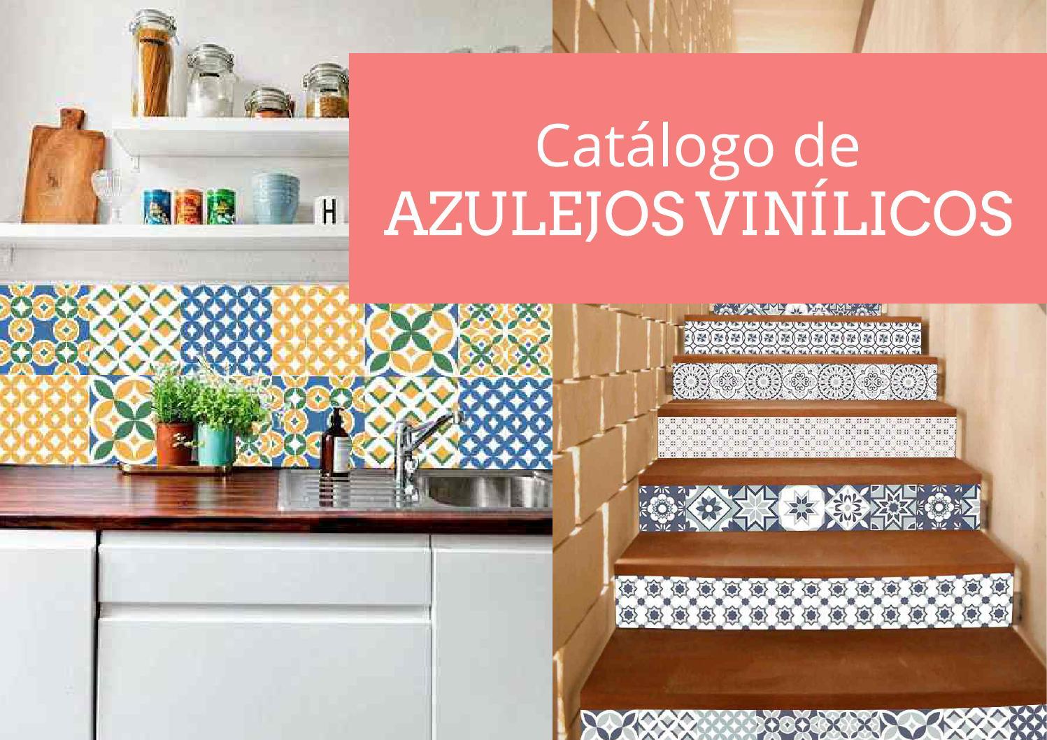 Cat logo de azulejos vin licos by ohmaigod issuu - Azulejos vinilicos ...