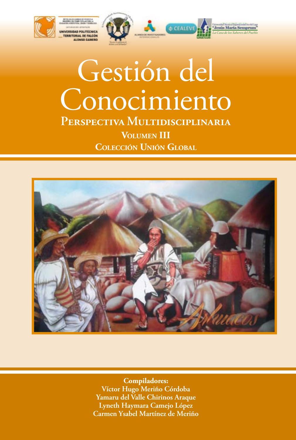 Gestion del conocimiento vol3 by José Rafael Rodríguez - issuu