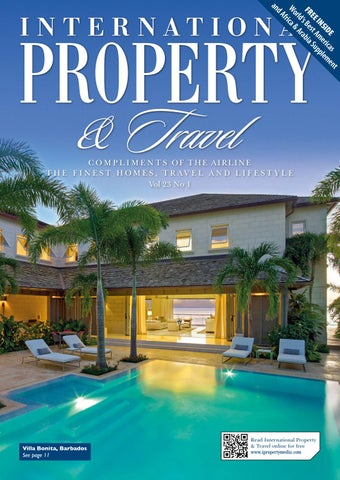 International Property   Travel Volume 23 Number 1 by International ... bb509b2ed