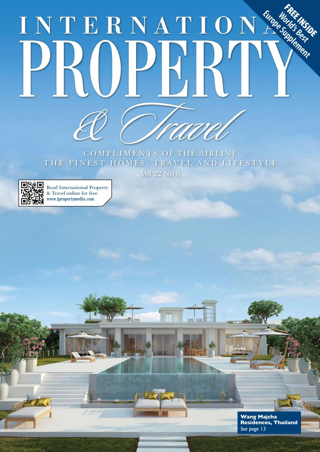 International Property Travel Volume 22 Number 6 By