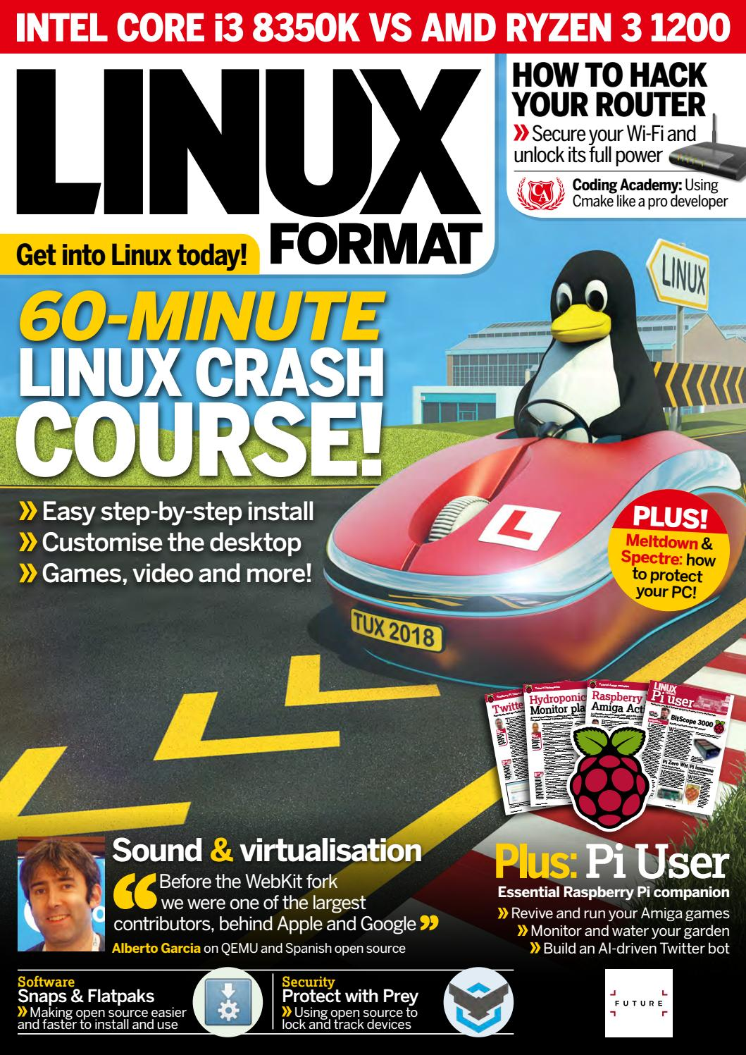 Linux Format 234 (Sampler) by Future PLC - issuu